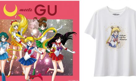 日本品牌GU X美少女战士联名白T台湾开卖!
