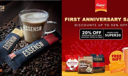 Super咖啡推出多项促销优惠