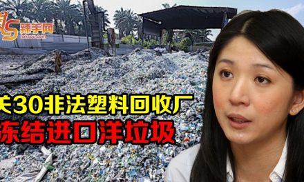 """杨美盈:大马不要成为先进国家的""""垃圾桶"""""""