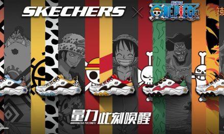 SKECHERS X One Piece正式开卖 售价约RM360