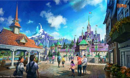 东京迪士尼海洋进行扩建 预计2022年开幕