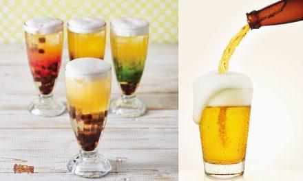 珍奶落伍啦!日本最新推出的珍珠啤酒才是新宠!