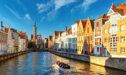 游客太多!比利时知名城市限流