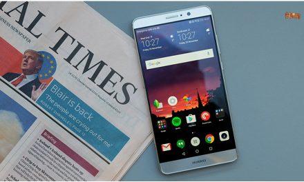 华为Mate 9和P10系列手机获EMUI 9升级
