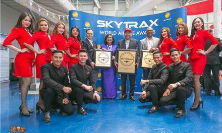 亚航连续11年蝉联《世界最佳低成本航空》荣誉